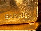 Global Supply Of Gold Tightens After Barrick Mine Closure