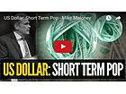 US Dollar: Short Term Pop