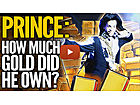 Prince: Gold Hoarder? How Much Did He Own?