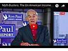Ron Paul on Why the Income Tax is Un-American