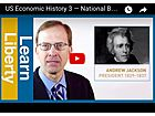 The History of the Rise and Fall of National Banks