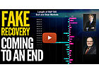 Fake Stock Recovery Coming to an End