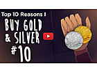 Top Ten Reasons I Buy Gold & Silver [#10] - The One Word Every Fiat Currency Faces: WORTHLESS