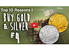 Top Ten Reasons I Buy Gold & Silver [#5] - 3 Reasons the Coming Gold Mania Will Dwarf the 1970s