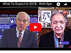 Dr. Ron Paul With Gerald Celente: What to expect in 2018