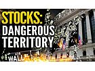 Mike Maloney: Dangerous Territory for Stocks