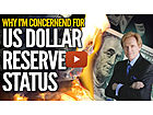 Mike Maloney: Why I'm Concerned for US Dollar Reserve Status