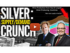 The Silver Supply/Demand Crunch – Mike Maloney & Jeff Clark