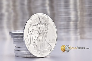 Dow in Silver