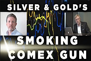 Silver & Gold's SMOKING COMEX GUN - Mike Maloney & Grant Williams