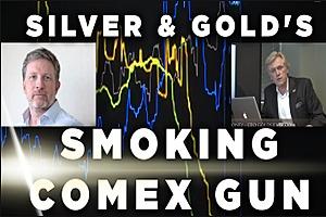 Silver & Gold's SMOKING COMEX GUN - Mike Maloney & Grant Williams
