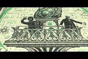 Fiat U.S. Dollar Artist Mark Wagner