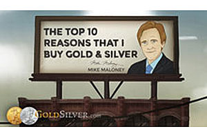 Top 10 Reasons I Buy Gold & Silver