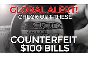 See full story: HSOM Episode 5 Bonus Feature: Goodbye Old Counterfeit $100 Bill, Hello New Counterfeit $100 Bill