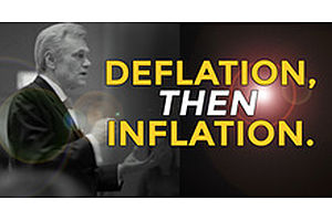 Deflation, THEN Inflation - Mike Maloney