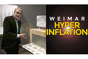 See full story: HSOM Episode 5 Bonus Feature: Weimar Hyperinflation