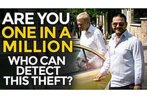HSOM Episode 2 Bonus Feature: Are You One in a Million Who Can Detect This Theft?