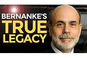 Must Watch: Bernanke's True Legacy