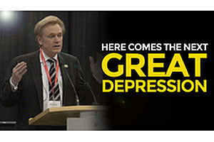 Here Comes The Next Great Depression - Mike Maloney