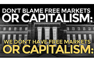 Mike Maloney: Don't Blame The Free Market