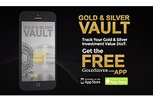 Which Is The World's Best Gold & Silver App?