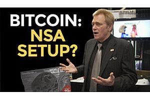 Is Bitcoin an NSA Setup?