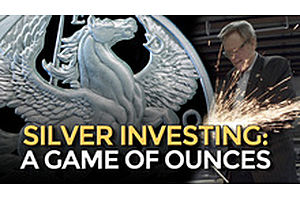 Silver Investing - A Game Of Ounces
