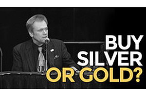Silver Or Gold - What Do You Buy?