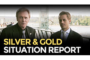 Silver & Gold Situation Report: Mike Maloney With Peter Spina