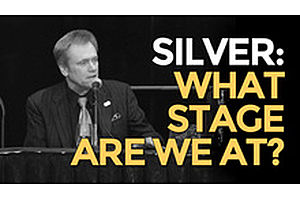 Silver: What Stage Are We At? Mike Maloney & Ed Steer