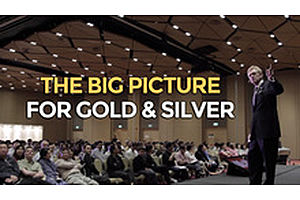 The Big Picture For Gold & Silver