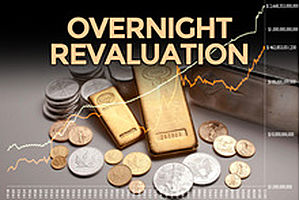 Silver & Gold: Overnight Revaluation?