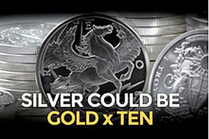 Silver Bullion Could Be Gold Times Ten