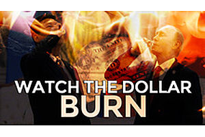 China & Russia Watch The Dollar Burn