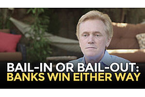 Bail In Or Bail Out...What's The Difference? Mike Maloney