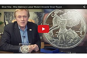New Silver Coin Based On Ancient Classic