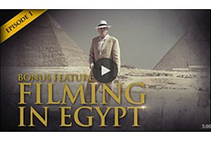 HSOM Episode 1 Bonus Feature: Filming in Egypt