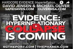 Hardcore Evidence - Hyperinflationary COLLAPSE is Coming!