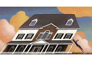 how america accidentally nationalized its mortgage market