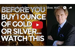Before You Buy an Ounce of Gold or Silver, Watch This