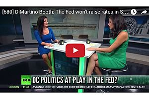 DiMartino Booth - The Fed won't raise rates in September