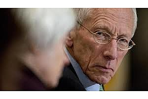 """stanley fischer's novel idea: """"we'd be better off with a price for using money"""""""