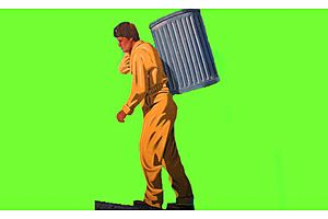 why garbagemen should earn more than bankers