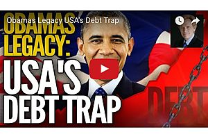 Obama's Biggest Legacy: USA's Debt Trap