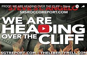 PROOF: WE ARE HEADING OVER THE CLIFF - Steve St. Angelo