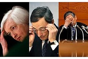 even central bankers struggle to provide proof that qe works