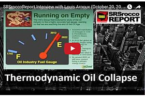 thermodynamic oil collapse interview