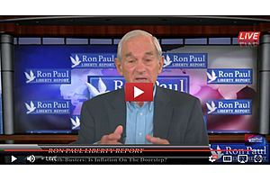 Ron Paul -  Is Inflation On The Doorstep?