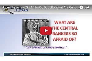 What Are Central Bankers So Afraid Of?