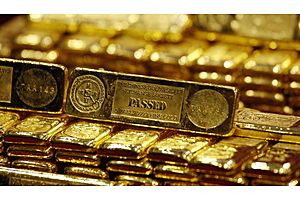 gold price forecast to soar 50 per cent amid euro-zone uncertainties